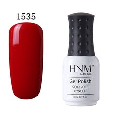 HNM 8ml UV Gel Nail Polish Gorgeous Color Nail Gel Polish Vernis Semi Permanent Top Coat Base Coat Gel Lak Varnishes Gelpolish
