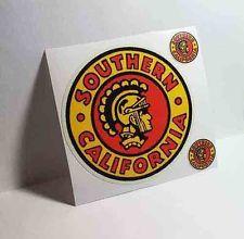 University Of Southern California USC Trojan Vintage Style DECAL / Vinyl STICKER
