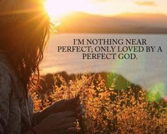 No where Near it and God knows my Heart... I live daily worrying about what people thinks of me or will think of me. I am so tired, I am only human.