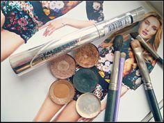 New blog post! Bronze eyes for Spring: Rosie Huntington Whiteley inspired #bbloggers #beauty #victoriassecret #rosiehw #makeup #eyes #bronze #trend #spring #2014