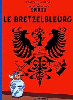 Héraldie: Tintin : les aventures apogryphes, parallèles et interdites: