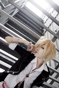 Kou Mukami(Diabolik Lovers More,Blood) | Akatsuki Tsukasa - WorldCosplay