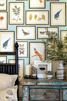 Voyage of Discovery by Sanderson - Modern Maximalism - Design Trends (houseandgarden.co.uk)