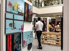 ART FOR EVERYONE – lakwatserongdoctor Sm Supermalls, University Of Santo Tomas, Sm Mall Of Asia, Filipino Culture, Meet The Artist, How To Level Ground, For Everyone, Local Artists, Lovers Art