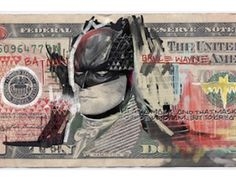US Bills Get Defaced, Presidents As The 'Justice League'