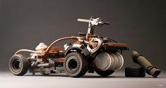 Lego Mad Max