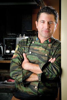 miguel angel chef, founder of baja med