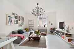 今すぐ参考にしたい!素敵な北欧風リビングルーム-Scandinavian Living Room Designs | STYLE4 Decor