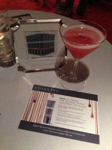 Bernadette attended our Cocktails With Cover FX event in Los Angeles - read about the night on her blog.