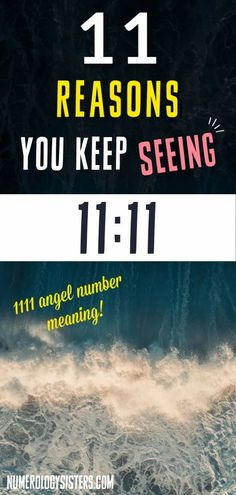 In numerology, the number 1111 meaning has the same intensity level as pots and pans being banged together right next to your ears. You have likely landed here because you are wondering why you keep looking at a clock at 11:11. Believe it or not, this happens to a lot of people, and it is one of the reasons why this is the most common angel number. Number 1111, The Number 11, Sign Meaning, Universe Love, Life Path Number, Your Guardian Angel, Angel Numbers, Negative People, Soul Searching