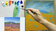 How to paint like Monet: Lessons on Impressionist landscape painting techniques - Part 1 of 4