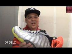 Nike Foamposite One Metallic Silver Volt Gfx Sneaker Review + On Feet + 3M  Test W  Dj Delz  DjDelz ddfc67d90