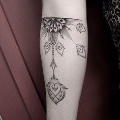 mandala tattoo wrist - Hledat Googlem