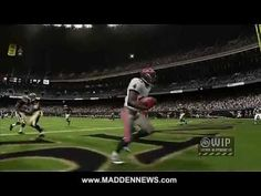 Early Madden 2013 gameplay footage and features!