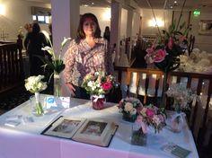 Karina's Flower Studio, Broughton Astley http://www.karinasflowerstudio.co.uk/