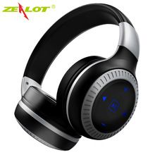 US $41.65 ZEALOT B20 Stereo Wireless Bluetooth 4.1 Earphone Headphones With Mic for Iphone Samsung Headphone Xiaomi Headset HTC Huawei. Aliexpress product