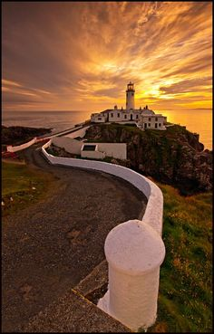 Sunrise at Fanad by Leslie  Hanthorne on 500px