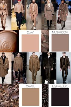 TREND COUNCIL Color Update | Mens : According to Trend Council| Mens : According to Trend Council, many shifts are occuring in color trends for the Fall/Winter 2015-16 menswear market. Description from pinterest.com. I searched for this on bing.com/images