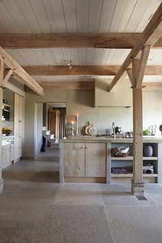 wooden kitchen   Flickr - Photo Sharing!