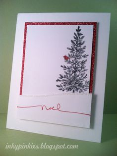 CAS Lovely As A Tree by gidgetmd - Cards and Paper Crafts at Splitcoaststampers