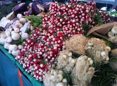 The Decline of the French Farmers Market