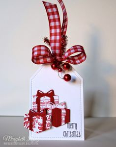 In My Creative Opinion: 25 Days of Christmas Tags - Day 19 and TYIC #11