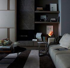 lombard and jack #interiors #masculine #decor #arhitektura+  (1)