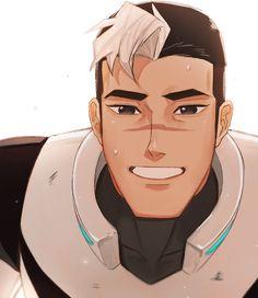 Yes happy shiro is good Form Voltron, Voltron Ships, Voltron Klance, Voltron Memes, Power Rangers, Dreamworks, Takashi Shirogane, Shiro Voltron, Monster Prom
