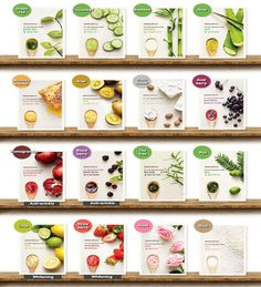 [Innisfree] Essence Facial Moisture 16 model Mask Pack, Soothing, All Skin #Innisfree