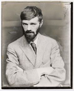 D. H. LAWRENCE--The magnificent here and now of life in the flesh is ours, and ours alone, and ours only for a time. We ought to dance with rapture that we should be alive and in the flesh, and part of the living, incarnate cosmos