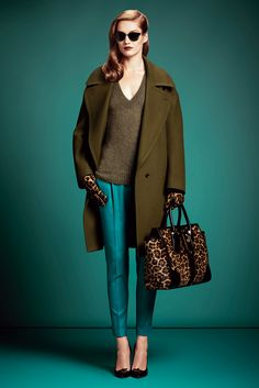 Gucci - Pasarela fall 2013