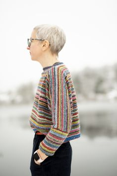 Ravelry: Dathan pullover pattern by Kate Davies knitting for beginners knitting ideas knitting patterns knitting projects knitting sweater Knitting Designs, Knitting Patterns Free, Free Knitting, Knitting Projects, Free Pattern, Sweater Patterns, Knitting Machine, Clothes Patterns, Stockinette
