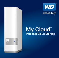 WD My Cloud Solid Red Light On