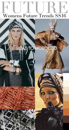 TREND COUNCIL SS 2016- ROAD TO MOROCCO
