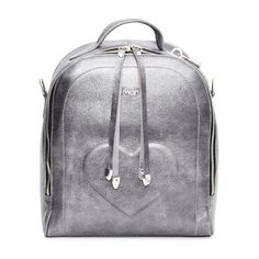 Rucsac backpack Silver Heart