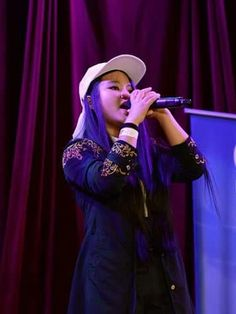 Amazing singer with amazing voice The Voice, Captain Hat, Singer, Kpop, Amazing, Fashion, Moda, Fashion Styles, Singers