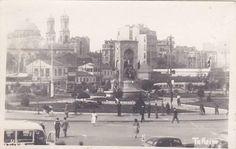 Taksim #birzamanlar #istanlook #nostalji