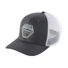 e63012543fb Fitz Roy Hex Trucker Hat