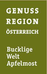 Genussregion Österreich - Bucklige Welt Apfelmost