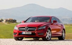 Mercedes-Benz CLS Shooting Brake (we only get the four-door coupe)