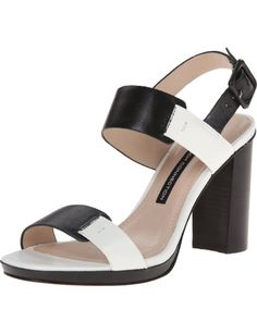 bf99e6970 French Connection Women s Toma Dress Sandal Walk In My Shoes