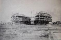 La corona de Espinas IPC (Instituto Patrimonio Cultural)  by Fernando Higueras- Dibujo por Antonio Lopez
