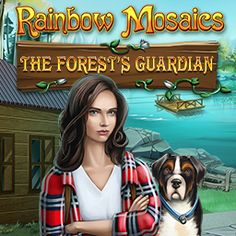 Try to solve these mosaic puzzles as you travel the world with Diana and her faithful dog, Max. New Puzzle Games, Puzzles For Kids, Mosaics, Videogames, Traveling By Yourself, Diana, Teen, Rainbow, Dog