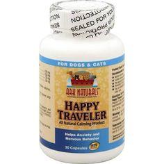 Ark Naturals Happy Traveler - 30 capsules
