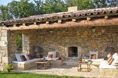garten reihenhaus The Most Effective Rock Outdoor Patio Ideas Pergola With Roof, Pergola Patio, Diy Patio, Gazebo, Backyard, Small Pergola, Modern Pergola, Patio Ideas, Pergola Ideas