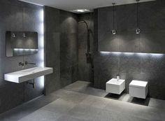 Ekspozycja Max-Fliz Aranżacje z płytek - łazienki i pokoje kąpielowe. Łazienka Najwyższej jakości Płytki