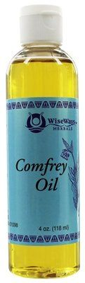 Comfrey Oil Organic 4 Ounces * Find out more about the great product at the image link.