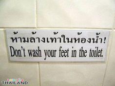 Bathroom Signs Joke funny men's restroom sign! via robin shake | crazy funny signs and