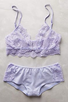 Only Hearts Alix Bralette and Briefs