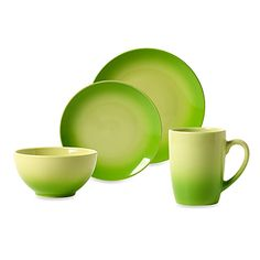 Spode Baking Days Green Dinnerware Imagine these plates on top on ...